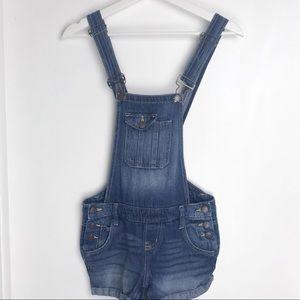lei short-alls overalls Jean Shorts